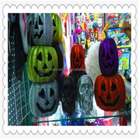 2015 high quality customized halloween pumpkin lanterns wholesale
