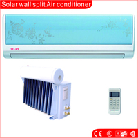 9000BTU wall split type solar powered air conditioner price