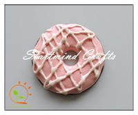 resin sweet food cabochons for DIY hair accessory,fridge and button decoration