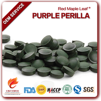 Anti-aging Supplement Perilla Leaf Extract Powder Pill Pellet Tablet