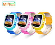 Hot promotion Kids GPS Tracker Smart Watch With GSM SOS Calling Function For Kids Watch Phone