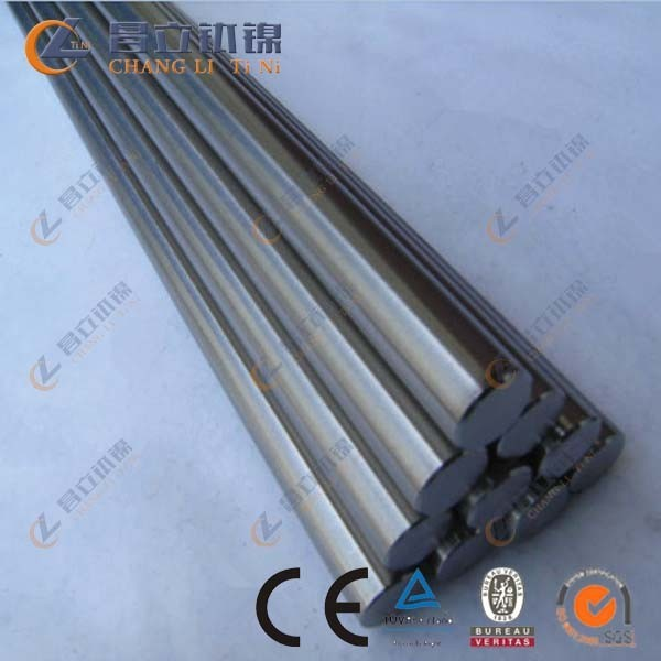 baoji best gr1 gr2 gr5 gr9 titanium and alloy of titanium bar