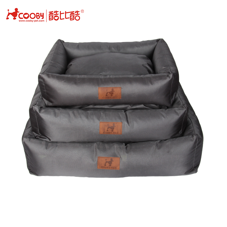 Low moq Hot sell comfortable cool dog oxford beds for sale