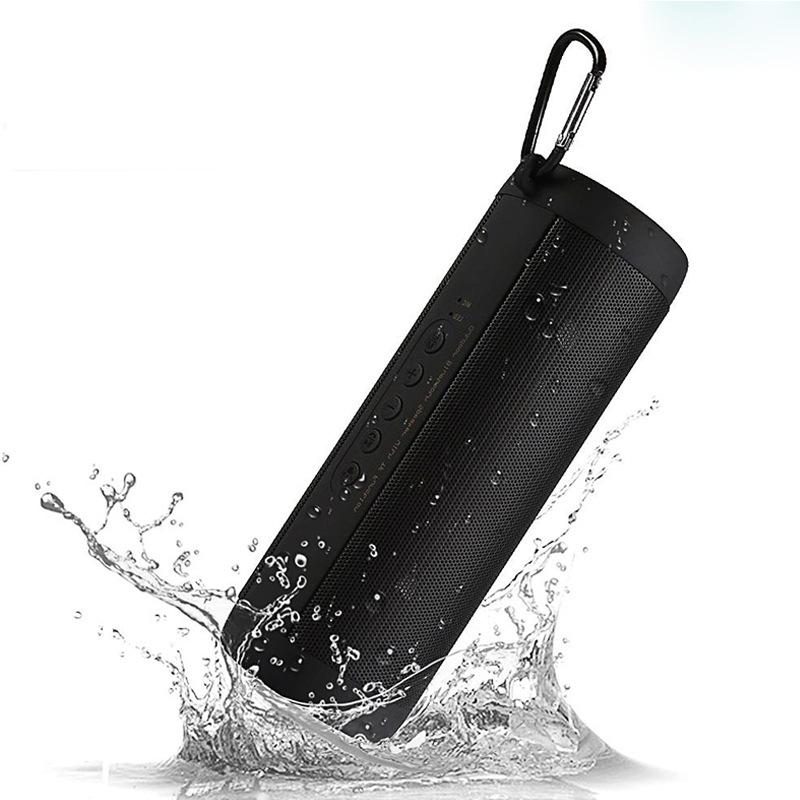 ANCREU Nouveau haut-parleur Portable, Galvanoplastie En Acier Inoxydable 10 W BT 5.0 TWS Sans Fil Haut-Parleur - ANKUX Tech Co., Ltd