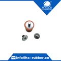 China customized machinery massive rubber damper rubber mounting
