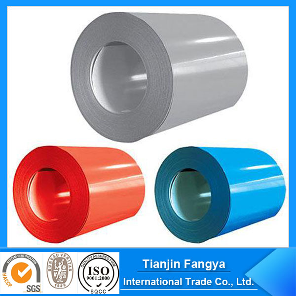 high quality ppgi coil ppgi roofing color pained corrugated sheet