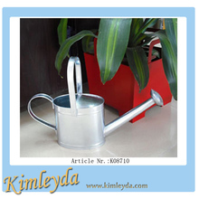 Galvanized Watering Can Watering Pot, zinc water can