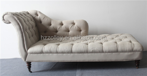 Wholesale white chesterfield button tufted sex sofa chair with casters