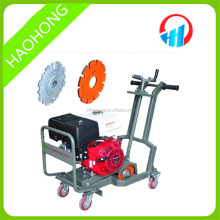 HAO Hong HHKC-180 asphalt concrete pavement crack grooving machinery,road slotting machine