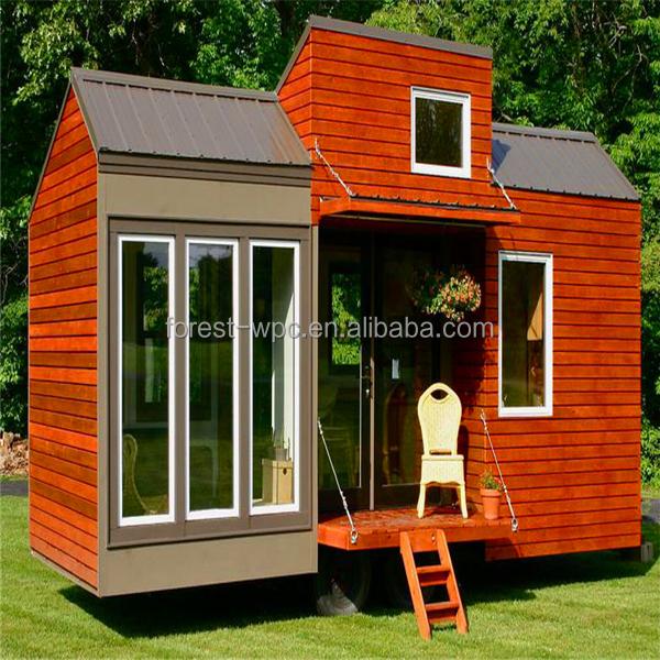 frstech wpc stock co ltd tiny holz haus unterirdischen container h user low cost vorgefertigte. Black Bedroom Furniture Sets. Home Design Ideas