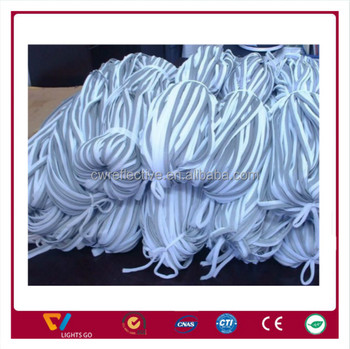 DongGuang top quality elastic reflective cord