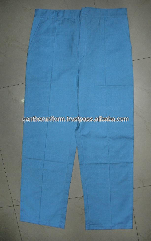 100% Cotton Dyed Men Drawstring Pant