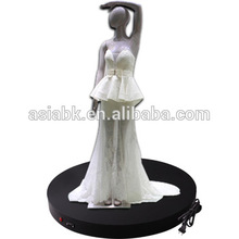 dia 60cm,h10cm 80kg heavy duty Display pedestals Expo fashion mannequin Display stand