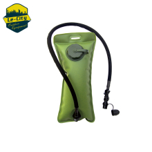 Sport Water Bladder TPU Water Drinking Bag Riding Bag Bite Valve Tube Hydration Bladder 2L