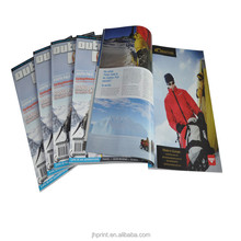 catalog printing using colorful catalog printing paper/beautiful catalog printing house