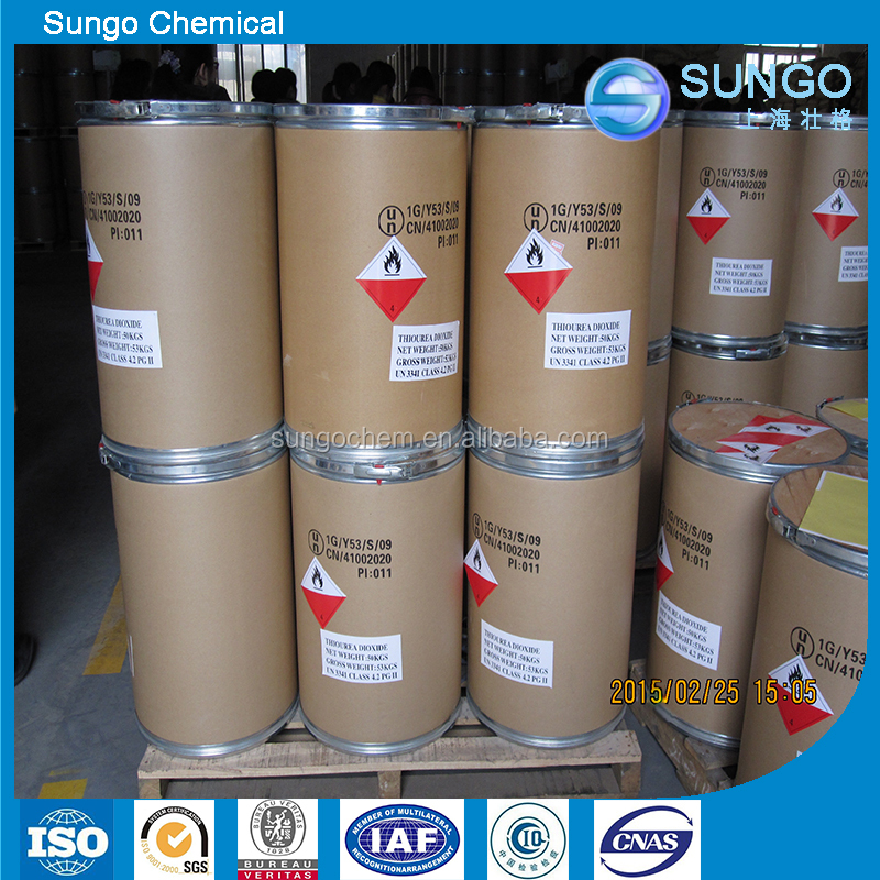 Thiourea Dioxide as Dyestuff Intermediates with Competative Price