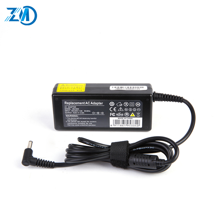 Universal Pc power supply for dell inspiron 15 charger for dell inspiron computer charger