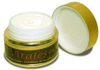 Vitales whitening cream (magic cream+ glutathione)