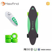 China Biggest supplier low price cheap electric skateboard, drive wheel motors electric skateboard