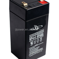 Trade Assurance 4v 4ah 20hr Battery