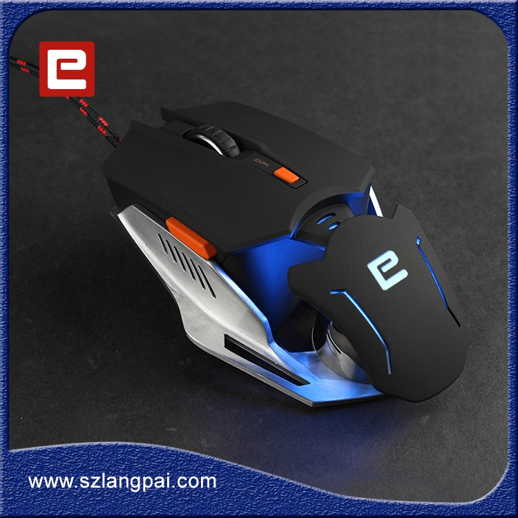 2017 Popular Designs Backlit Gaming Mouse