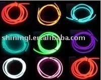 Electroluminescent wire,el light wire