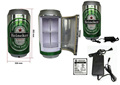 16L mini hotel bar fridge
