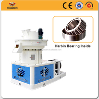 Ring die olive pomace Pellet Machine / Mill with CE