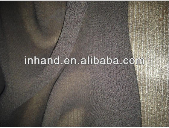 100% Viscose georgette fabric buy direct from china factory