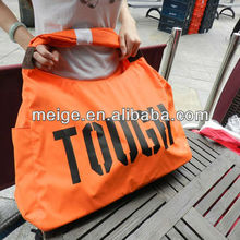 Hot Selling non woven ,polyester tote bag/unique canvas tote bag
