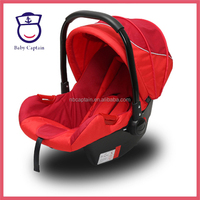 Folding portable plastic metal swing bed and car seat baby/children bassinet