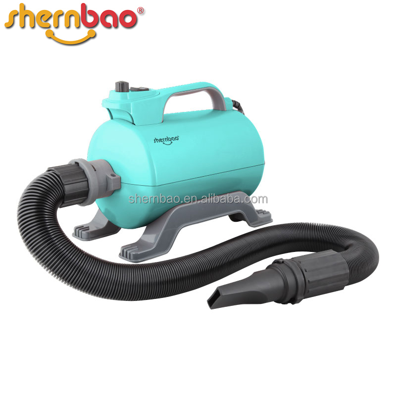 Shernbao SHD-2600P Professional new arrival powerful rechargeable motor electric pet dog blower dryer