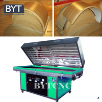2013 Hot! Woodworking membrane vacuum press machine