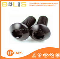 Truss head hex socket screws