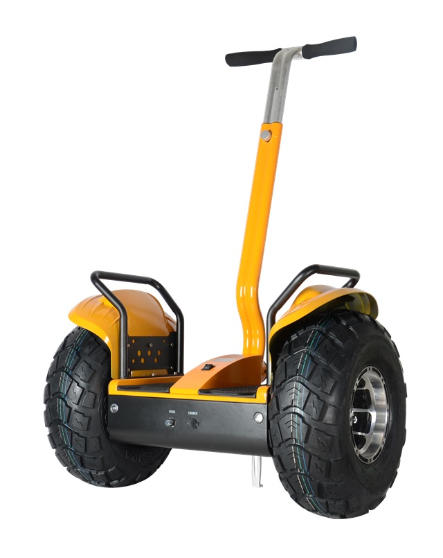 Two wheels off-road electric trike scooter With Handle