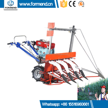 reaper binder machine sugarcane cutting machine with low price