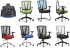 best modern ergonmic office desk chair