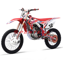 2019 Chinese 4 Stroke Water Cooled Dirt Bike 250cc