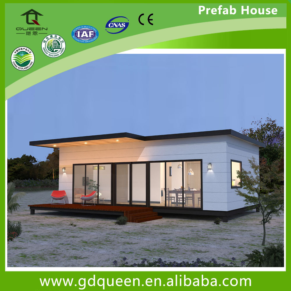 Small Leisure Modern Modular Mobile Prefabricated House