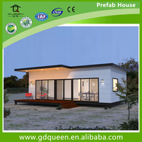 Small Leisure Modern Modular Mobile Prefabricated House AS/NZ