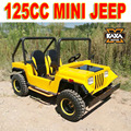 125cc Parent Kids Mini Jeep