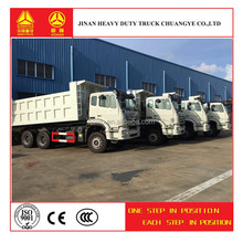 China Suppliers Good Quality Sinotruk 10weels HOWO Dump Truck