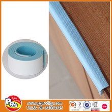 Baby Safety Table Plastic desk Edge Corner Cushion Guard Strip Softener Bumper Protector