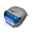 Hotselling nail art gel lamp 36w sensor salon uv manicure lamp with sensor