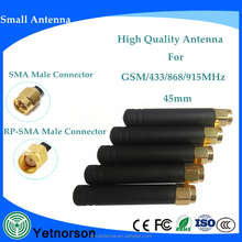 Factory Price long range Rubber Duck Omni 900/1800 MHZ GSM Antenna With SMA Serial Connector