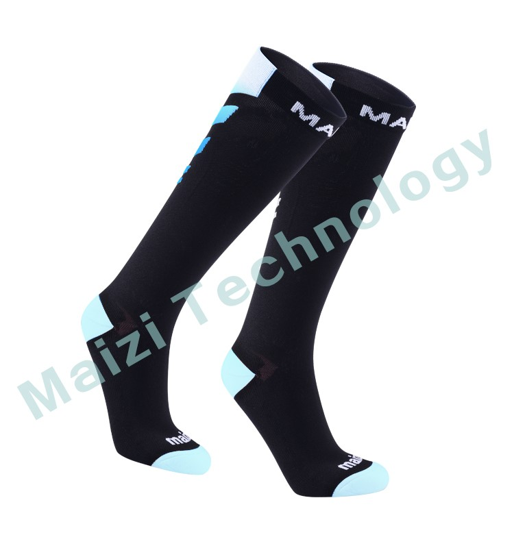 compression sporting sock knee length FDA certificate