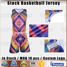 Cool dry double mesh team wear basketball uniform wholesale reversible basketball jersey mens design sulimation basketball shirt