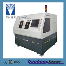 ITO film coated on glass or PET substrates laser etching machine ITO etching machine