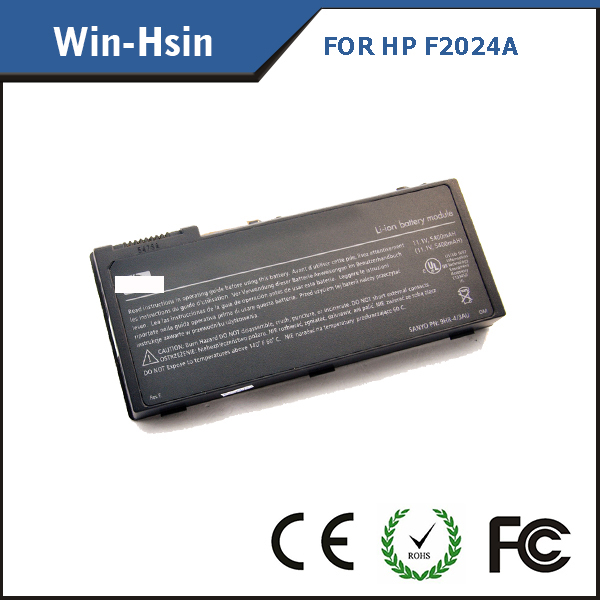 6 cells laptop battery for hp omnibook f2024a f2024b f2024 2111 3933h f2024-80001 f2024-80001a xe3 Series battery