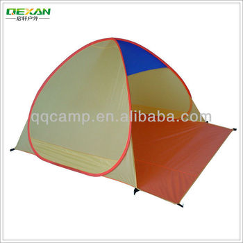 High quality beach tent with fashion style for 2 persons